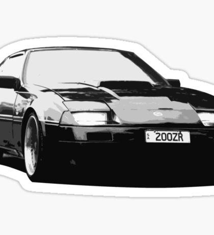 200ZR Sticker