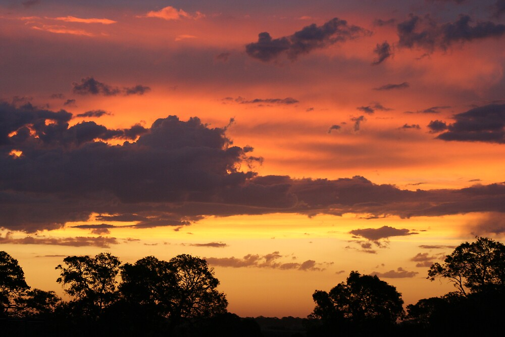Sunset by wendels