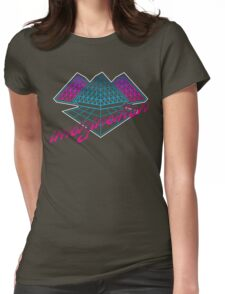 Imagination Rules the Nation Womens Fitted T-Shirt
