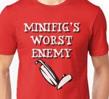 Minifig's Worst Enemy Unisex T-Shirt