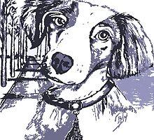 Puppy by BruceFuller
