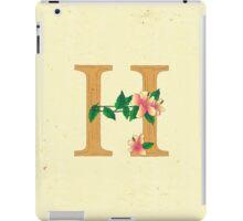 Le Jardin de Adalaine - H iPad Case/Skin