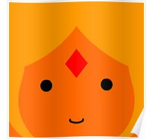 Flame princess Poster