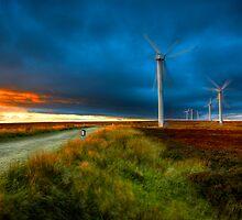 Last Light by Darren Burdell