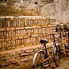 Bike series - 2 by Edward Hor