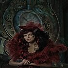 Victorian Steampunk Lady by LuciaS