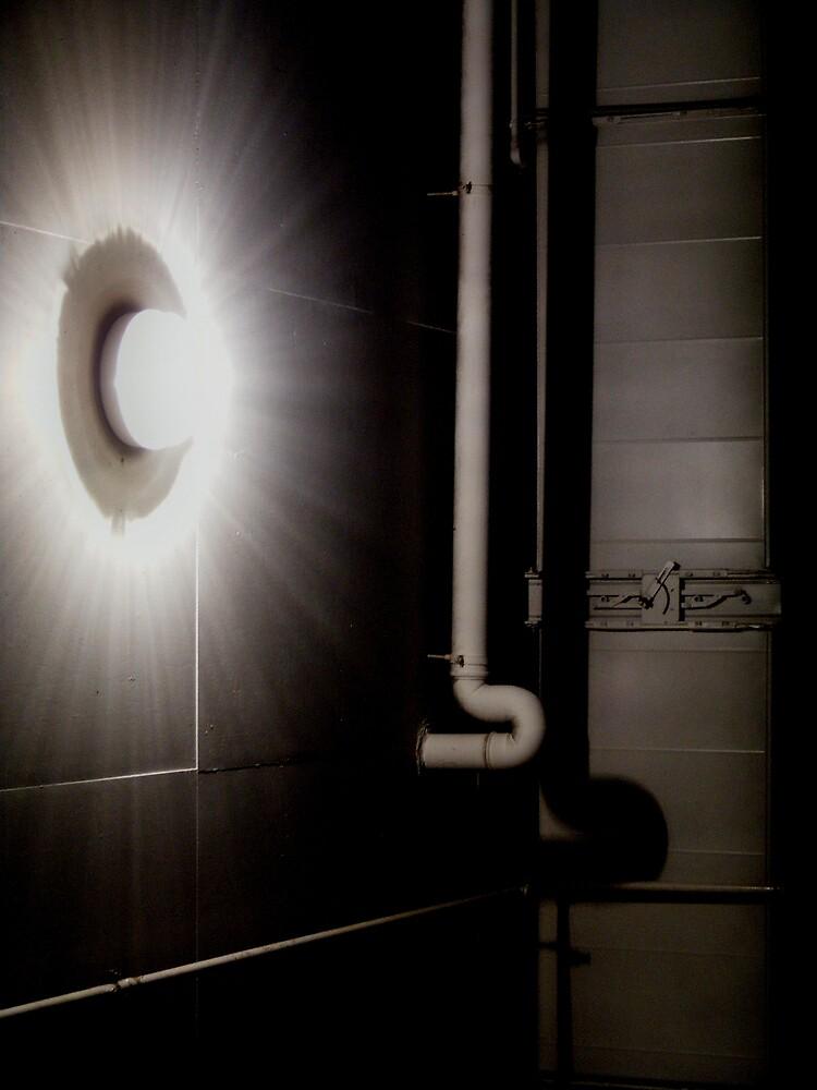 Eraserhead's Nightlight by Bruce  Watson