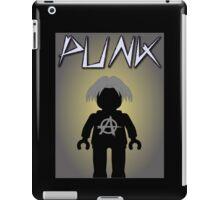Punk Guitarist Minifig, Customize My Minifig iPad Case/Skin