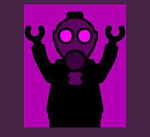 Apocalyse Minifigure wearing Gasmask Unisex T-Shirt