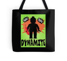 Dynamite Minifigure, Customize My Minifig Tote Bag