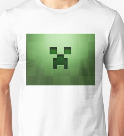 Minecraft Creeper Unisex T-Shirt
