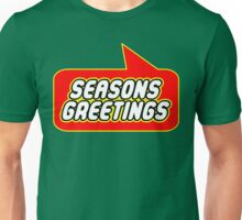 Seasons Greetings, Bubble-Tees.com Unisex T-Shirt