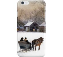 The Last Mile Home iPhone Case/Skin