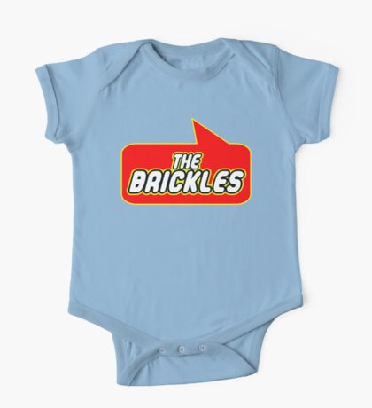 The Brickles, Bubble-Tees.com One Piece - Short Sleeve