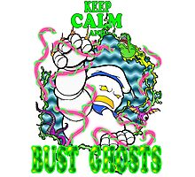 Busting Ghosts Photographic Print