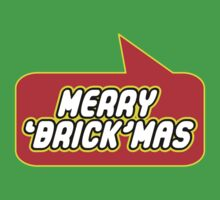 Merry 'Brickmas', Bubble-Tees.com by Bubble-Tees