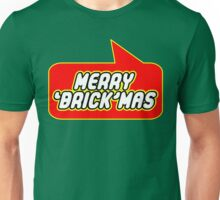 Merry 'Brickmas', Bubble-Tees.com Unisex T-Shirt