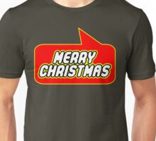 Merry Christmas, Bubble-Tees.com Unisex T-Shirt