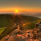 Sharp Edge by Rich Gale