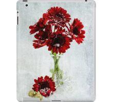 Christmas Flowers  iPad Case/Skin