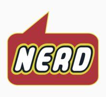Nerd, Bubble-Tees.com Kids Tee