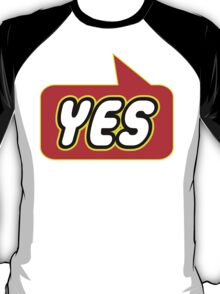 Yes, Bubble-Tees.com T-Shirt