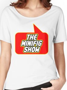 The Minifig Show, Bubble-Tees.com Women's Relaxed Fit T-Shirt