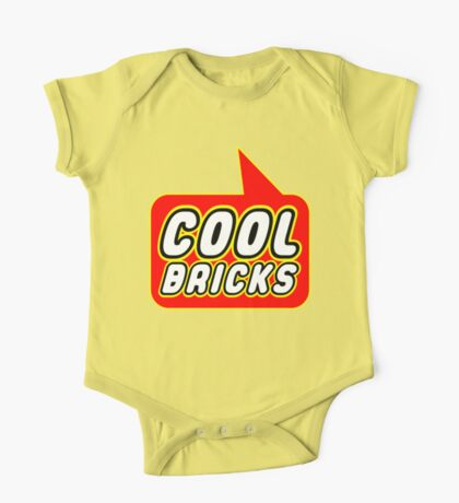 Cool Bricks, Bubble-Tees.com One Piece - Short Sleeve