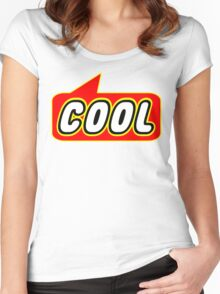 Cool, Bubble-Tees.com Women's Fitted Scoop T-Shirt