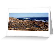 Indian Ocean - SW Australia  Greeting Card