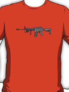 AR-15 Realistic T-Shirt