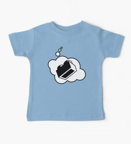 2x1 Brick, Bubble-Tees.com Baby Tee