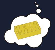 Yellow Brick, Bubble-Tees.com Kids Tee