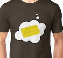 Yellow Brick, Bubble-Tees.com Unisex T-Shirt
