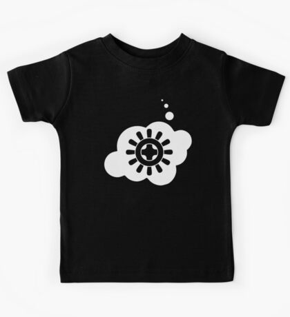 Cog Wheel, Bubble-Tees.com Kids Tee