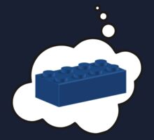 Blue Brick, Bubble-Tees.com Kids Tee