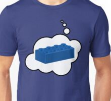 Blue Brick, Bubble-Tees.com Unisex T-Shirt
