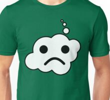 Sad Minifig Face, Bubble-Tees.com Unisex T-Shirt