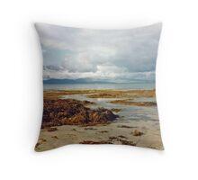 Louisburgh Coast  - Ireland  Throw Pillow