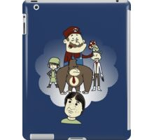 The Marvelous Mind of Miyamoto iPad Case/Skin