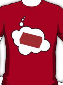 Red Brick, Bubble-Tees.com T-Shirt