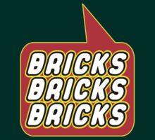Bricks Bricks Bricks, Bubble-Tees.com by Bubble-Tees