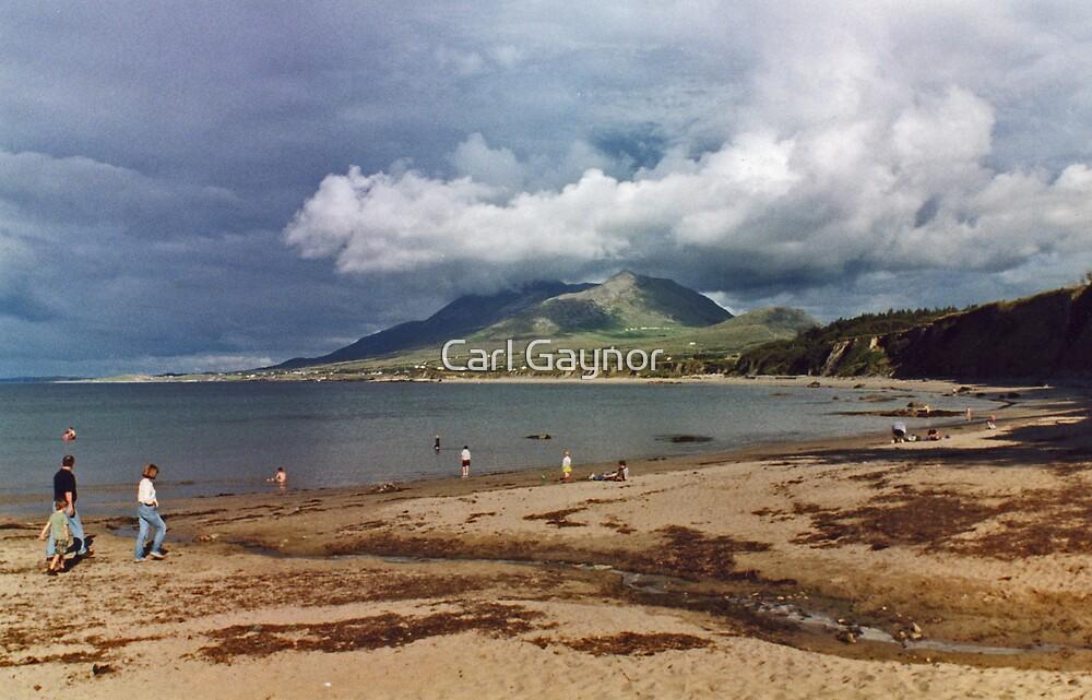 Louisburgh Coast  by Carl Gaynor