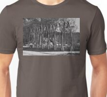 A Row of Swingers Unisex T-Shirt
