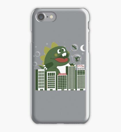 Bubzilla iPhone Case/Skin