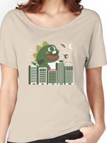 Bubzilla Women's Relaxed Fit T-Shirt