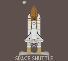 Space Shuttle Launch Unisex T-Shirt