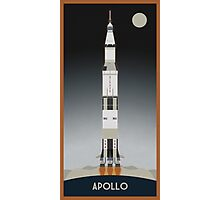 Apollo Launch Photographic Print