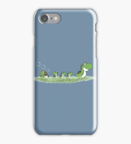 The Ugly Dragoling iPhone Case/Skin