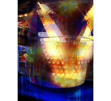 Trafalgar Funfair Photographic Print